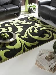 tappeti verdi soggiorno bianco verde mattsole