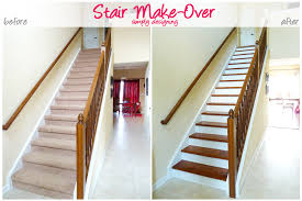 How To Restain Banister Staircase Make Over Part 6 The Finishing Touches