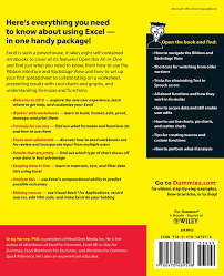 Formulas For Spreadsheets Excel 2010 All In One For Dummies Greg Harvey 9780470489598