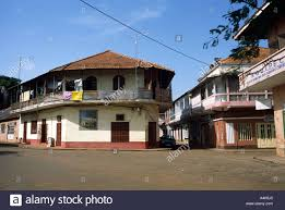 Mediterranean Style House by Bissau Guinea Bissau The Old Portuguese Quarter With