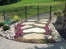 Ideas For Small Front Garden by Garden Ideas Front Garden Ideas Famous Lawn Landscaping Ideas