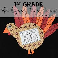 thanksgiving math and more
