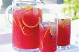 Best Punch For A Baby Shower - sangria punch kraft recipes