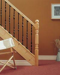 Banister And Spindles Traditional Metal Staircase Balusters Stairparts