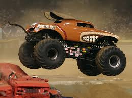 monster truck videos please mean monster trucks nine highly badass monster truck videos