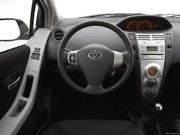 toyota yaris 2007 black toyota yaris ts 2007 picture 59 of 90