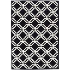 Black And White Outdoor Rug Black White Outdoor Rugs You Ll Wayfair