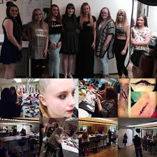 mua makeup school makeup artists in the fx and tween bootc fx