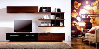living room great brown modern showcase designs for living room