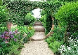 Ideas For Garden Walkways Garden Pathways Beautiful Garden Walkway Designs Garden Paths