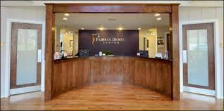 Dental Office Front Desk Dentist Fairfax Va Office Tour Fairfax Dentists