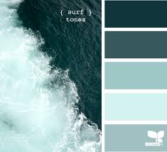 stylishbeachhome com paint your home with coastal colors watery