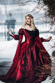 Cheap Gothic Snow White Costume Aliexpress Ai Tenshi Misha Bernadette Newberry Photography Romantic Threads