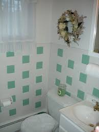 painting bathroom tile vs replacing