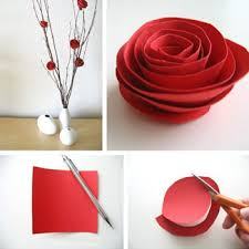 Paper Craft Decoration Ideas 12 Grown Up Construction Paper Crafts Craft Paper Scissors