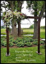 wedding arches made of tree branches wedding arch wedding arbor rustic wedding arch complete kit