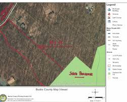 Bucks County Map Haycock Township Pa Homes For Sale