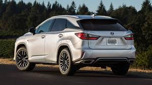 lexus rx 350 luxury package 2017 lexus rx 350 review u0026 ratings edmunds