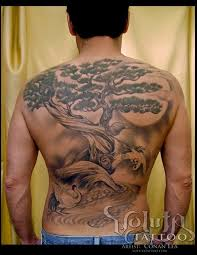 19 best lucky japanese bonsai tree tattoos images on
