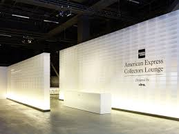 american express collectors lounge at design miami basel