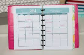 your own planner create your own planner my 2014 planner i heart planners