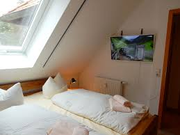 Schlafzimmer 10 Qm Ferienwohnung 10 Kormoran Gästehaus In Prerow Funkes Ferien