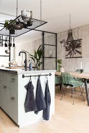 Interior Design Ideas Kitchens by The 25 Best Industrial Kitchens Ideas On Pinterest Industrial