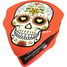 halloween gift boxes halloween marketing promotion branded gift box skull shaped
