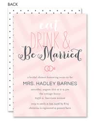 Eat Drink And Be Married Invitations Rehearsal Dinner Invitations Wedding Rehearsal Invitations