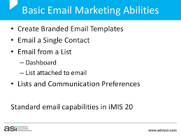 imis email marketing