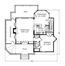 One Room Cottage Floor Plans 372 Best Floor Plans Images On Pinterest Small House Plans