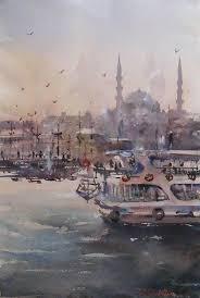 Istikbal Wiki 54 Best Turkey In Watercolour Images On Pinterest Watercolor