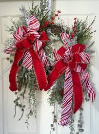 Decorate Christmas Grapevine Wreaths by 236 Best Christmas Wreaths Images On Pinterest Christmas Ideas