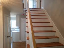 house stairs small lot 3 level beach house beach style staircase boston