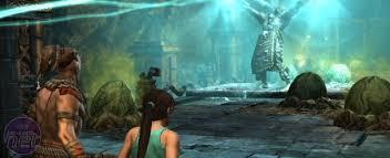 Tomb Raider Guardian Of Light Lara Croft And The Guardian Of Light Review Bit Tech Net