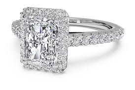 radiant cut engagement rings buy radiant cut engagement rings ritani
