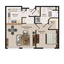 Floor Plans For Apartment Buildings by Floor Plans Senior Apartments And Cottages Orono Me
