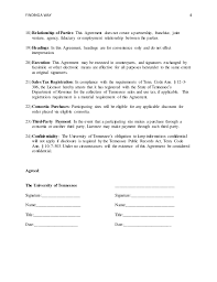 third party agreement template eliolera com