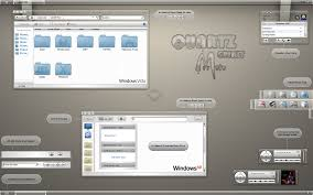 quartz wb windows xp theme themes for pc