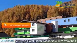 apart hotel garni wieser sölden hotels austria youtube
