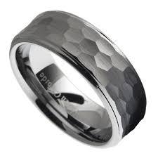 tungsten wedding ring coolmetals tungsten wedding bands