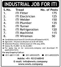 How To Apply Resume For Job by Iti Industrial Job Fair Submit Resume For Industrial Job
