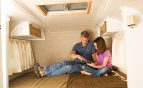 Interior Dimensions Of A 53 Trailer Small 5th Wheel Rv 19 Foot Travel Trailers Scamp Trailers