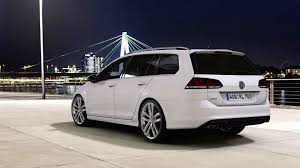 volkswagen golf wagon volkswagen golf wagon r line package revealed photos 1 of 2