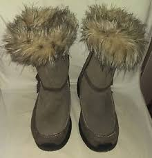 s sorel winter boots size 9 sorel boots size 9 northern lights brown thinsulate fluffy