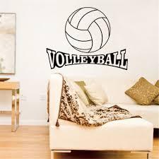 online get cheap volleyball wandtattoo aliexpress com alibaba group