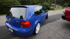 2003 volkswagen gti 20th anniversary edition jazz blue number