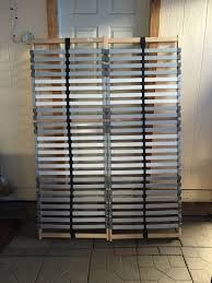 Slatted Bed Base Queen Ikea Lonset Slatted Bed Base Queen Furniture In Milpitas Ca