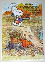 snoopy thanksgiving pinteres