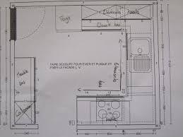 faire plan de cuisine cuisine en u plan photos de design d int rieur et d coration de